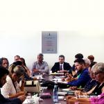 Reunião do Conselho de Saúde do DF com representantes do Governo