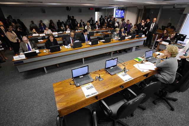 No Senado, CAS aprova aposentadoria especial para profissionais de enfermagem (Foto: Senado Notícias)